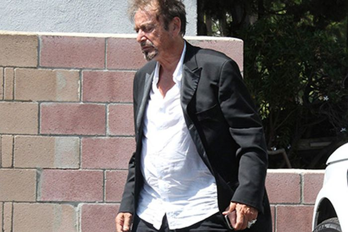 Al Pacino Is Looking A Little Different Nowadays