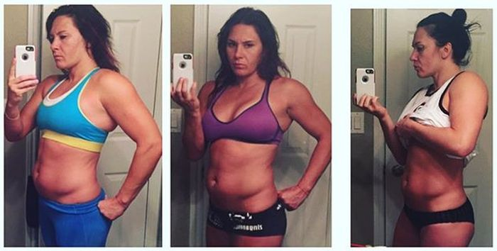 Cat Zingano Drops Weight Before Her Fight At UFC 200, part 200