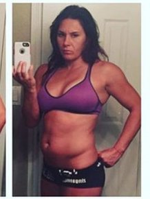 Cat Zingano Drops Weight Before Her Fight At UFC 200
