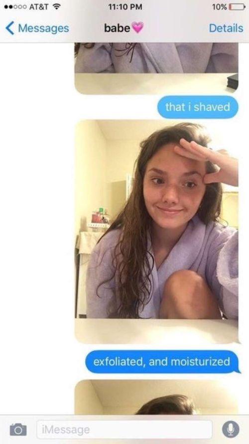 Woman Has Great Response When Boyfriend Cancels Late Night Plans