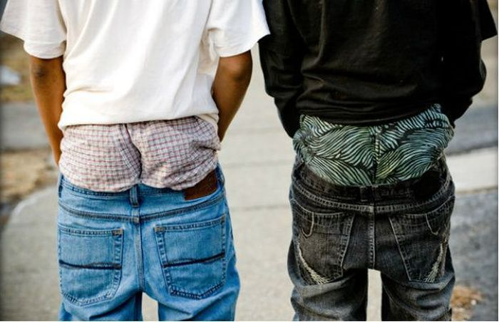 A Town In South Carolina Has Banned People From Wearing Sagging Pants