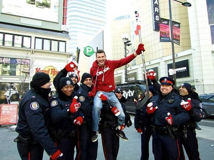 Things That Wouldn't Happen Anywhere Else In The World But Canada