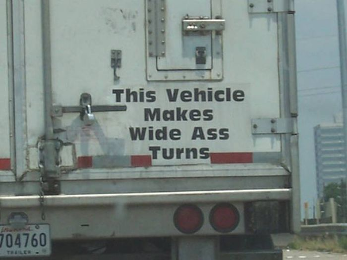Funny Bumper Stickers Are One Of The Best Things About Road Trips
