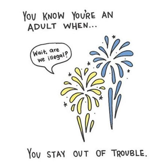 Signs That You've Transformed Into An Adult