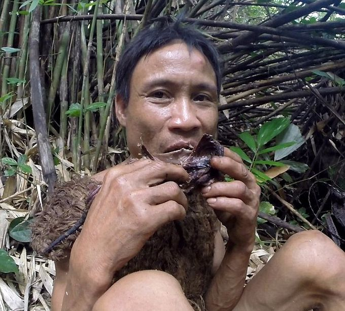 Meet The Man Who Lived In The Vietnam Jungle For 41 years