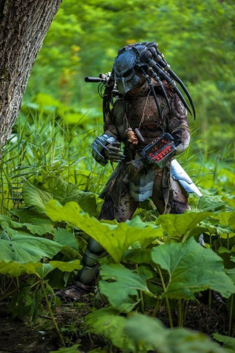 This Impressive Predator Cosplay Will Blow You Away