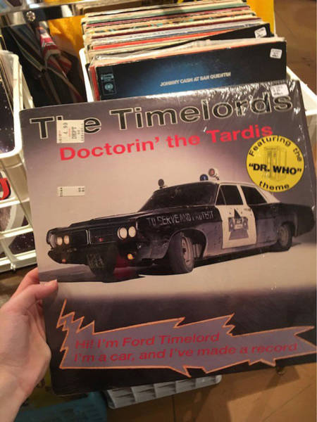 Strange Discoveries That Prove Thrift Shops Are Totally Worth Your Time