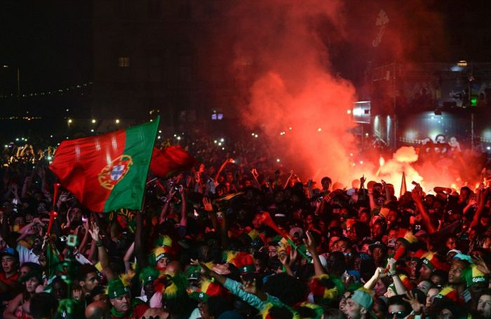 Portugal Defeats France In The Finals Of Euro 2016, part 2016