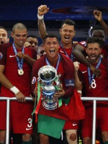 Portugal Defeats France In The Finals Of Euro 2016