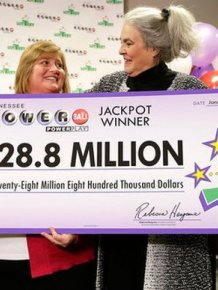 Couple Gets Big Upgrade Six Months After Winning The Lottery