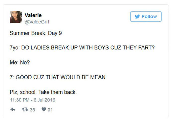 Things Kids Have Said That Will Literally Make You Laugh Out Loud