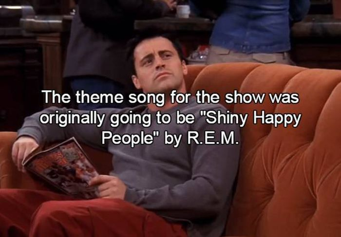 A Few Fun Facts About Friends That Will Make You Feel Nostalgic
