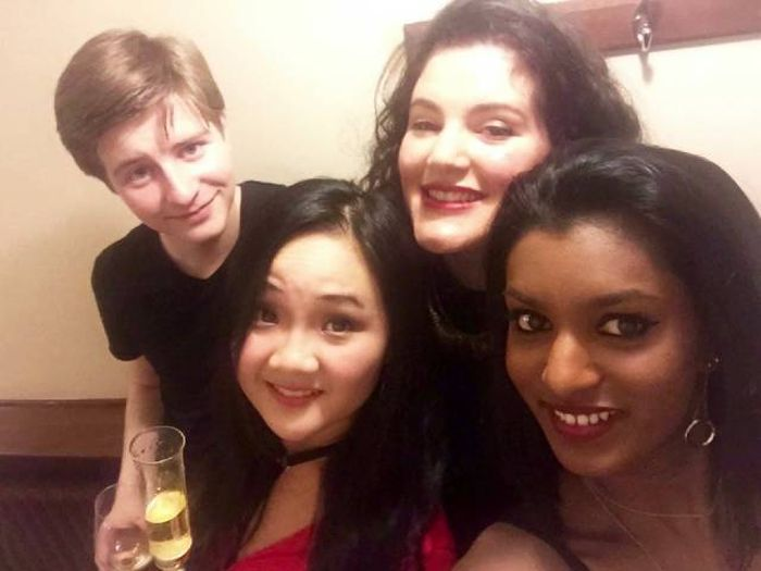 Australian Student Shares Photos Of Her Life At Cambridge