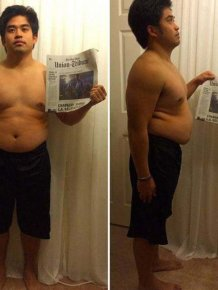 Social Worker Goes From Obese To Ripped In Just 12 Weeks