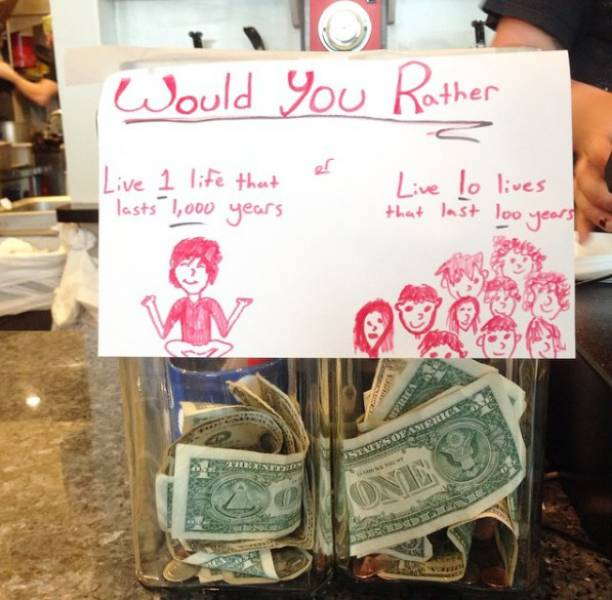Clever Tip Jars That Helped People Cash In Others