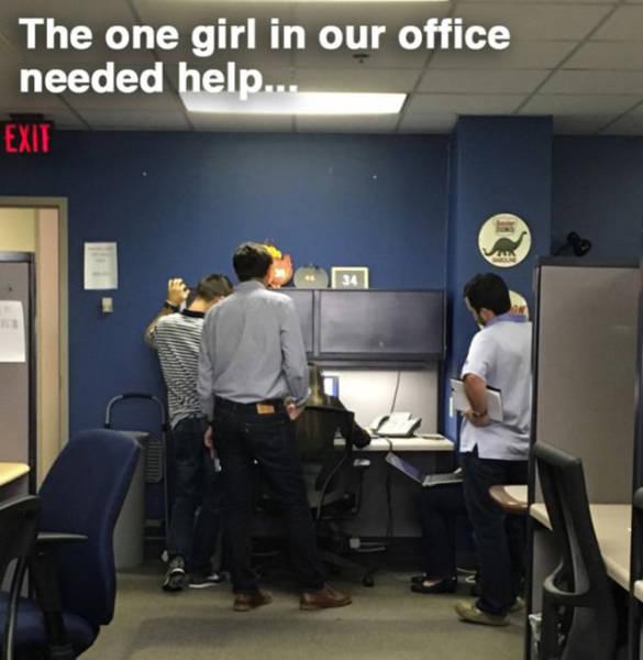 Work Fails & Job LOLs, part 66