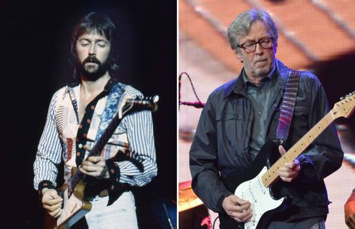 Music Stars Of The 70s Back In The Day And Today | Celebrities