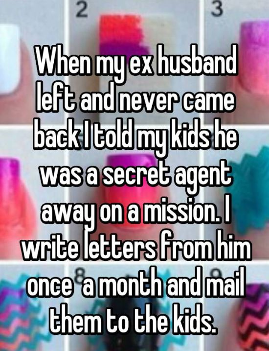 People Share Funny Lies Their Parents Told Them When They Were Kids