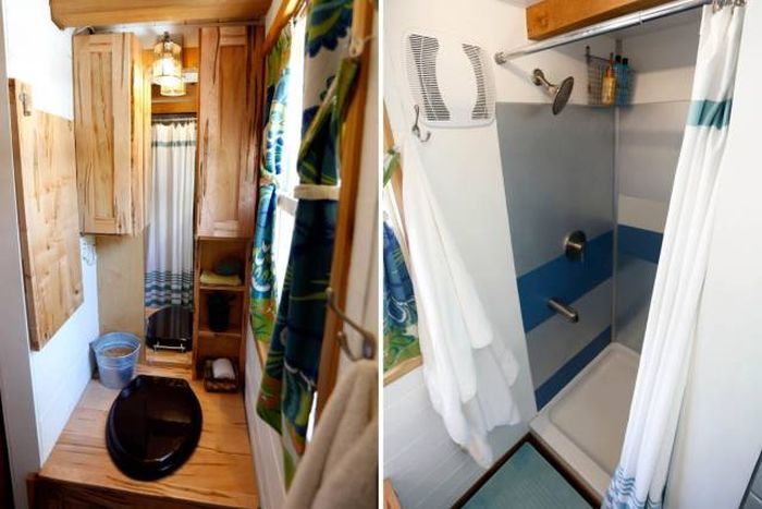 Couple Builds Tiny House For Under $20,000 Then Travels The Country
