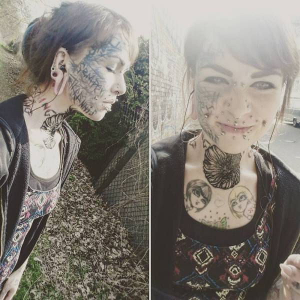 People Who Proudly Changed Their Look With Body Modifications