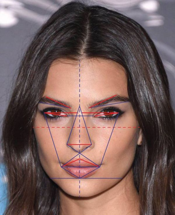 What The Most Beautiful Face  In The World Would Look Like According To Science
