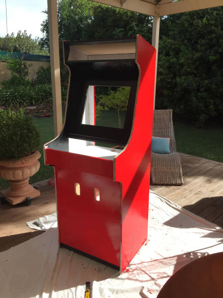 How To Build Your Own Arcade Game Cabinet