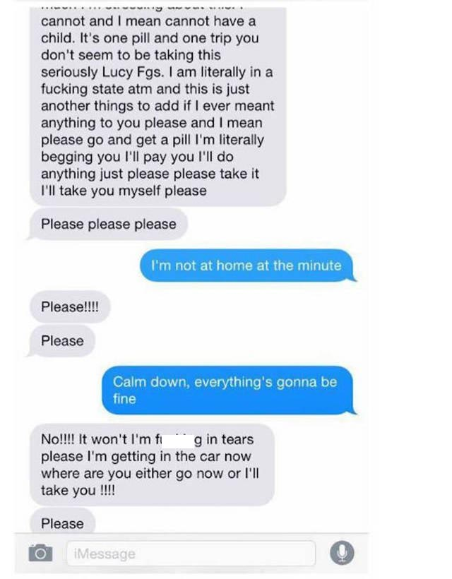 Evil Trolls Mess With A Guy Who Had A One Night Stand