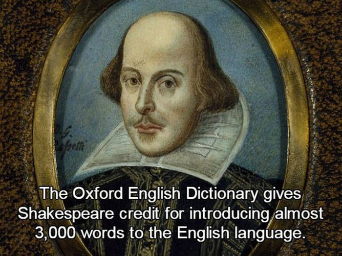 Interesting Facts You Need To Know About The One And Only William Shakespeare