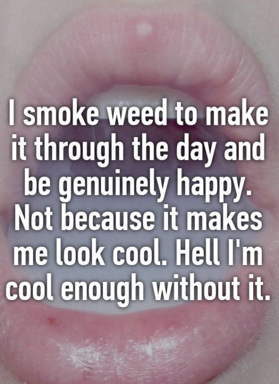 Weed Smokers Who Are Proud To Defy Stoner Stereotypes