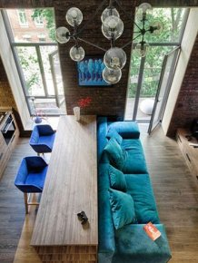 Designer Makes The Most Of A Small Flat In Ukraine
