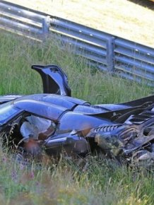 Koenigsegg One: 1 Worth $6 Million Crashes In Germany