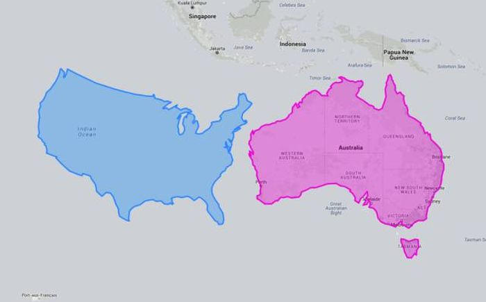 17 Maps That Will Give You A Whole New Perspective Of The World