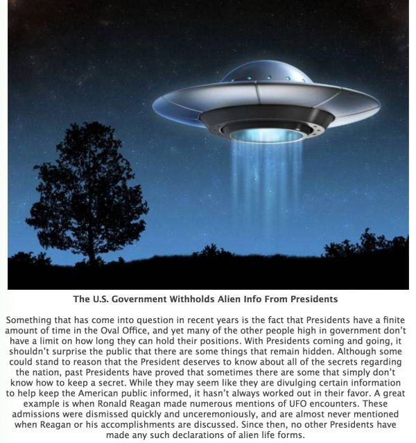 Crazy Conspiracy Theories Created By People With Big Imaginations