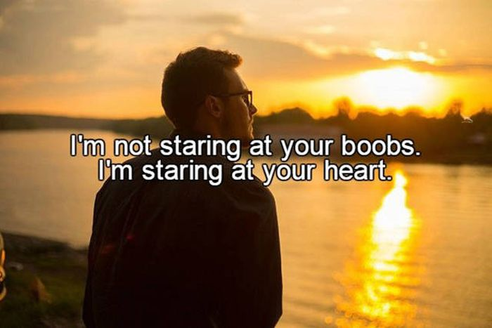Cheesy Pick-Up Lines