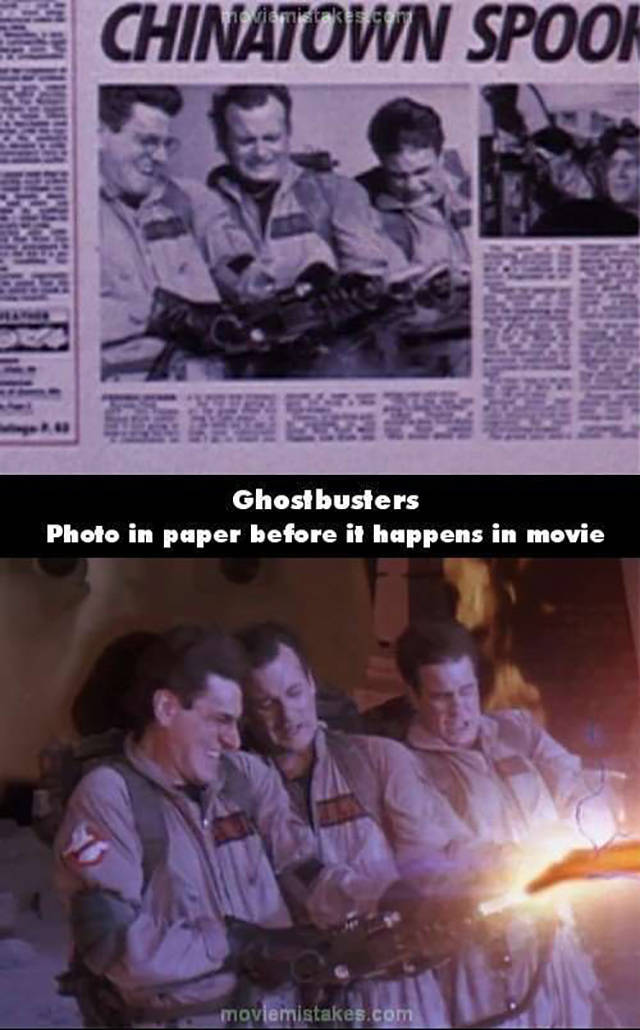 Big 80s Movie Mistakes You Definitely Missed The First Time Around