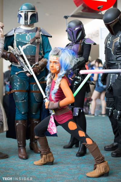 The Most Impressive Cosplay Costumes From San Diego Comic