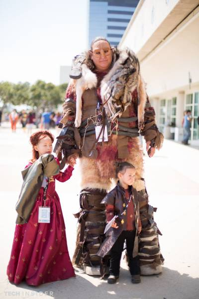 The Most Impressive Cosplay Costumes From San Diego Comic-Con 2016, part 2016