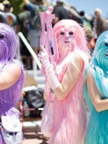 The Most Impressive Cosplay Costumes From San Diego Comic-Con 2016