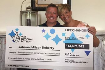Plumber Goes Back To Work Just Two Days After Winning The Lottery
