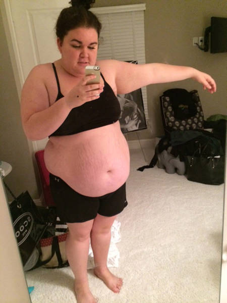 Fast Food Addict Drops Major Weight After Making A Big Change