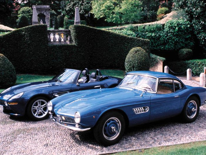 Classic Cars Compared To Their Modern Counterparts