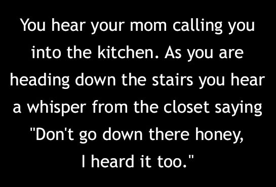 Two Sentence Horror Stories That Will Haunt You For Days