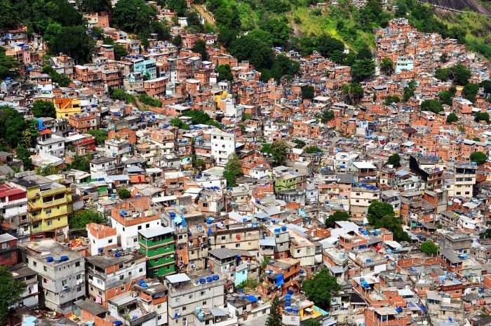 An On The Ground Look At Brazil's Most Dangerous Slums