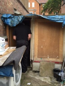 Slum Landlords Stuff 31 Migrants Into A 4 Bedroom House