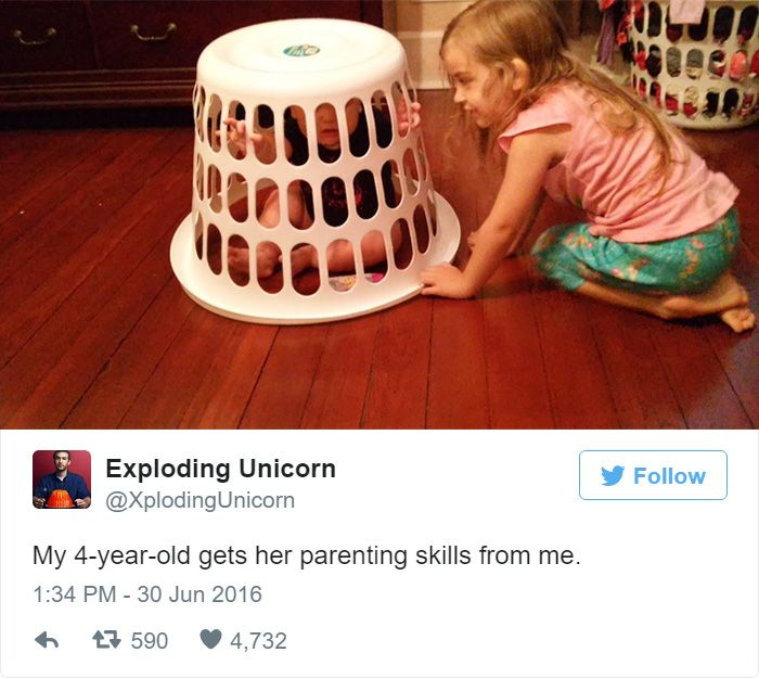 Funny Moments Like This Prove Parenting Can Be Fun