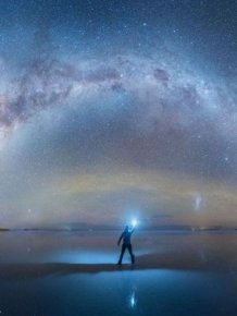 These Stunning Photos Of The Milky Way Will Blow You Away