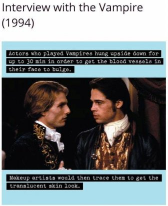 Awesome Movie Facts And Exciting Trivia That Will Teach You Something New