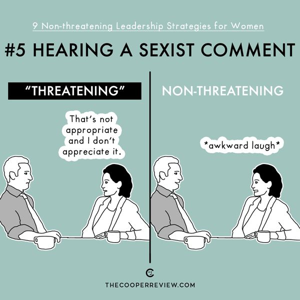 Leadership Strategies For Women That Are Non-Threatening