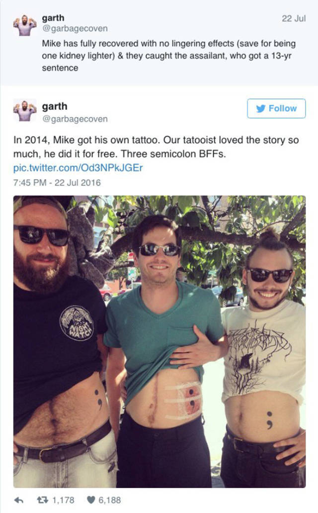 Best Friends Get Matching Tattoos For A Very Good Reason
