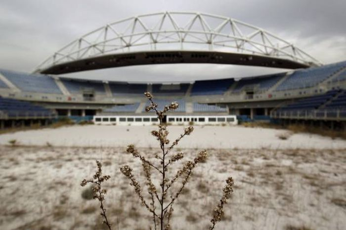 What Locations From The 2004 Athens Olympic Games Look Like Now